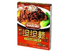 味の素 クックドゥ 四川担担麺用ソース 箱180g
