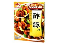 味の素 クックドゥ 酢豚用 箱140g