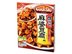 味の素 Cook Do 四川式麻婆豆腐用 中辛 箱106.5g