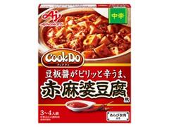 味の素 Cook Do あらびき肉入り 赤麻婆豆腐用 中辛