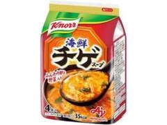 クノール 海鮮チゲスープ 袋4食
