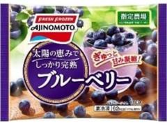 味の素 ブルーベリー 袋180g
