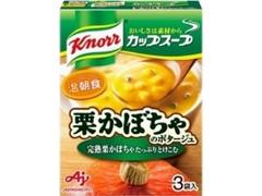 クノール カップスープ 栗かぼちゃのポタージュ 箱18.6g×3