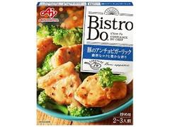 味の素 Bistro Do 豚のアンチョビガーリック炒め用