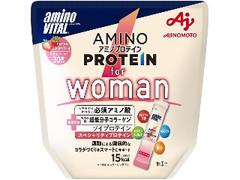味の素 アミノバイタル アミノプロテイン for woman ストロベリー味