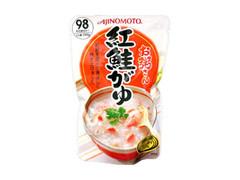 味の素 お粥さん 紅鮭がゆ 袋250g