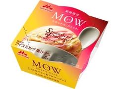 森永 MOW ストロベリー&フロマージュ カップ140ml