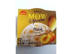 森永 MOW スペシャル ピーチ