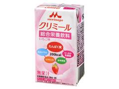 森永 エンジョイclimeal いちご味 パック125ml