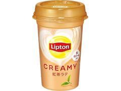 リプトン CREAMY 紅茶ラテ