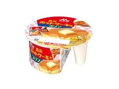 森永 ホットケーキ風プリン カップ110g