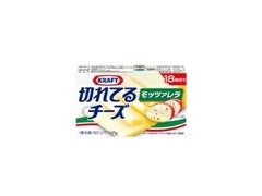クラフト 切れてるチーズ モッツァレラ 箱148g