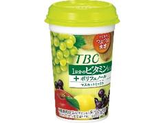 森永 TBC 1日分のビタミン マスカットミックス カップ240ml