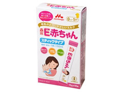 森永乳業 E赤ちゃん スティックタイプ 箱13g×10