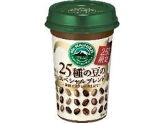 マウントレーニア 25種の豆のスペシャルブレンド 深煎エスプレッソ仕立て カップ240ml