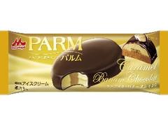 森永 PARM キャラメル・バナーヌショコラ 袋90ml