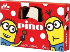 森永 ピノ ミニオンパッケージ 箱10ml×6