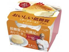 森永 おいしい低糖質プリン チーズケーキ