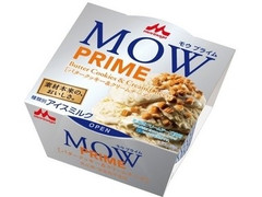 森永 MOW PRIME バタークッキー&クリームチーズ