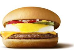 マクドナルド エッグチーズバーガー