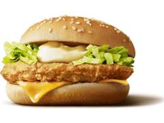 マクドナルド チキンチーズバーガー