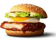 マクドナルド 親子てりやきマックバーガー