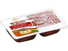 マクドナルド ちょい足しカラメルソース