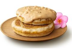 マクドナルド ハワイアンパンケーキ キャラメル&マカダミアナッツ