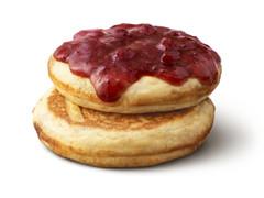 マクドナルド ハワイアンパンケーキ 3種のベリーソース