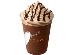 マクドナルド マックカフェ バイ バリスタ ゴディバ チョコレートエスプレッソフラッペ