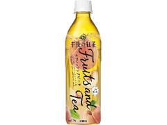 KIRIN 午後の紅茶 Fruits and Tea リフレッシングピーチ ペット500ml