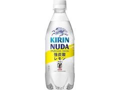 KIRIN NUDA スパークリングレモン ペット500ml