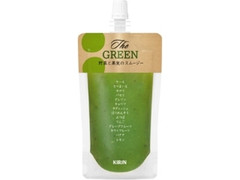 KIRIN naturals The GREEN 袋115g
