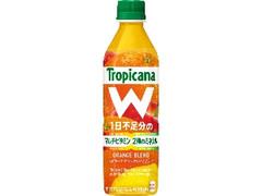 トロピカーナ W オレンジブレンド ペット500ml