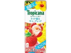トロピカーナ シーズンズ・ベスト ライチ香るサマーブレンド パック250ml