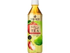 KIRIN 午後の紅茶 Fruit×Fruit TEAアップル&グリーンアップル ペット500ml