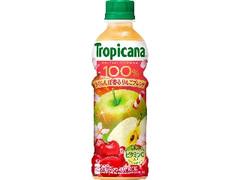 トロピカーナ 100% さくらんぼ香るりんごブレンド ペット330ml