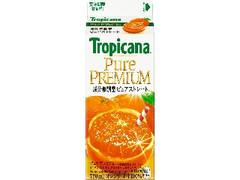 トロピカーナ ピュアプレミアム オレンジ パック720ml