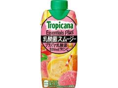 トロピカーナ エッセンシャルズ プラス 乳酸菌スムージー パック330ml