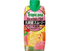 トロピカーナ エッセンシャルズ プラス 乳酸菌スムージー