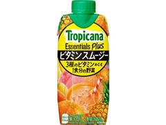 トロピカーナ エッセンシャルズ プラス ビタミンスムージー