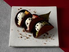 ハーゲンダッツ Haagen-Dazs茶房 3種のどらやきクレープ with クッキー&クリーム