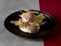 ハーゲンダッツ Haagen-Dazs茶房 湯葉ミルフィーユ with クリスプチップチョコレート