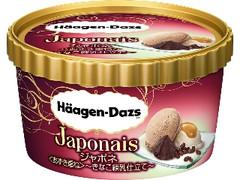 ハーゲンダッツ ジャポネ あずき重ね きなこ練乳仕立て カップ107ml