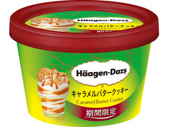 ハーゲンダッツ ミニカップ キャラメルバタークッキー