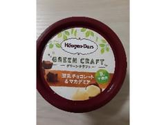 ハーゲンダッツ グリーンクラフト 豆乳チョコレート&マカデミア