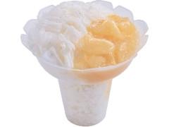 ミスタードーナツ コットンスノーキャンディプレミアム ごろっと白桃