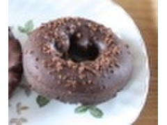 ミスタードーナツ ダブルチョコレート