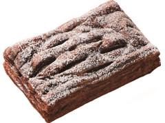 ミスタードーナツ ショコラカスタードパイ