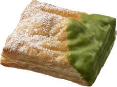 ミスタードーナツ 宇治抹茶チョコあずき白玉パイ